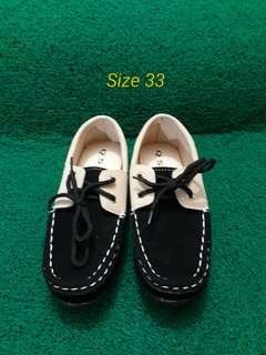 Kids Topsider shoes