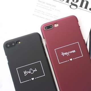 Quoted Matte Hard Case (Pre-Order)