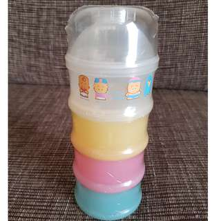 Milk powder container