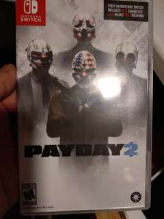 Payday2 switch