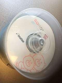 Empty CD rom