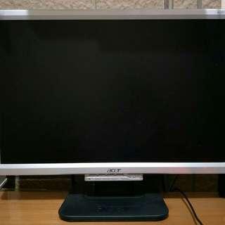 Acer 20吋電腦螢幕