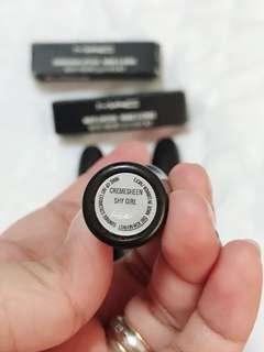 MAC lipstick in Creemsheen