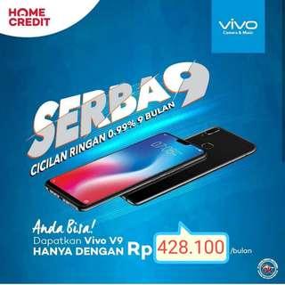 Kredit HP Vivo V9