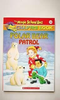 Storybook - Magic School Bus (A Polar Bear Portal)