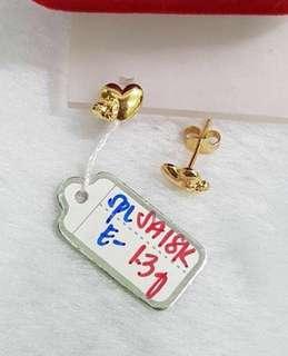 💕 18k Earrings 💕