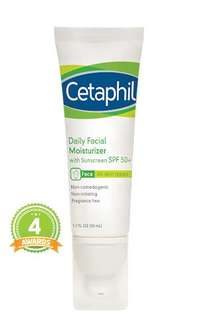 Cetaphil Moisturizer with Sunscreen
