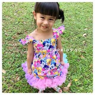 🦄 My Little Pony Princess Dress 🦄