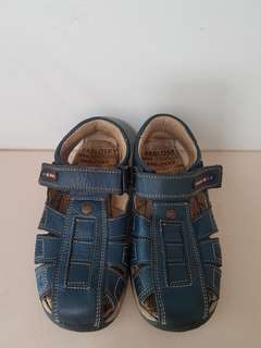 Pablosky Leather Sandals for Boys (Size 31)