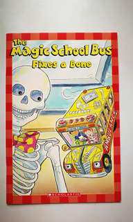 Storybook - Magic School Bus Fixes a Bone