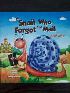 Snail Who Forgot The Mail
