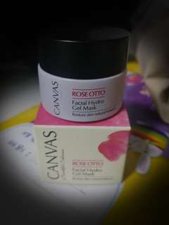 Canvas face mask 旅行size