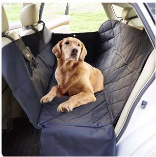 Water Resistant Dog Mat For Car Rear Seat