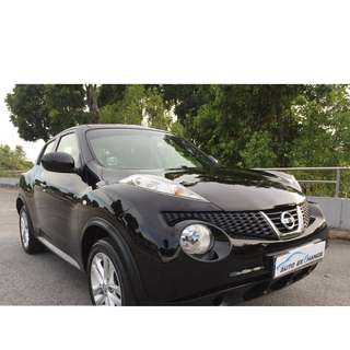 Nissan NISSAN JUKE FOR SALE !$3000 DRIVE AWAY ! MONTHLY $1200+ ! 2012 YEAR OF REGISTRATION !
