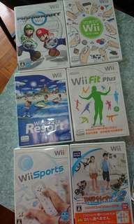 Wii game自由定價