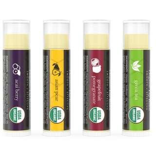 (聖美人) 美國[Beauty by Earth]有機超級生果潤唇膏 Beauty by Earth Organic Superfruit Beeswax Lip Balm