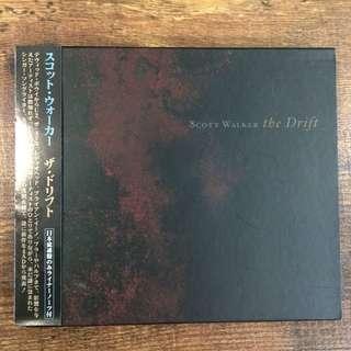 Scott walker -The drift cd