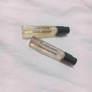 LV針管香兩個一起賣 正品