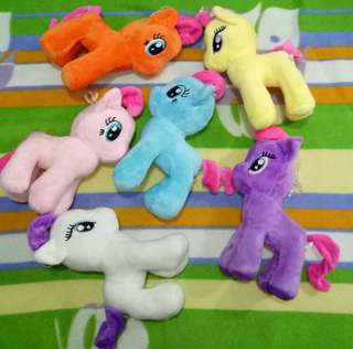 My Little Pony - 7 inches