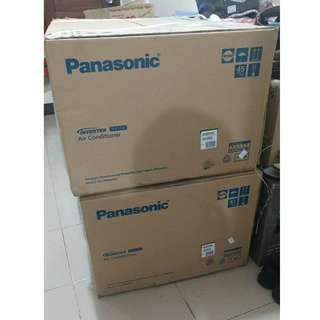 PANASONIC INVERTER WINDOW TYPE