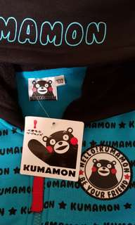 Kumamon外貿童裝連帽外套(100cm)