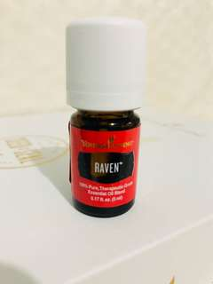 Young Living Oil RAVEN