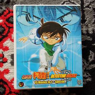 Detective Conan 16 Movies + 1 Special (Box Set)
