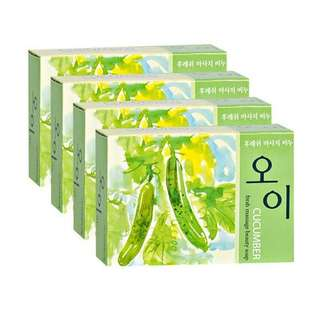 Amore Pacific Cucumber Soap