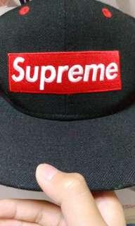 Supreme Cap tee
