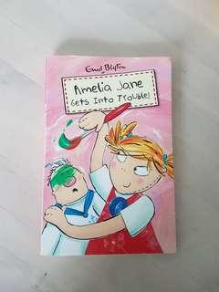 Enid Blyton: Amelia Jane gets into trouble