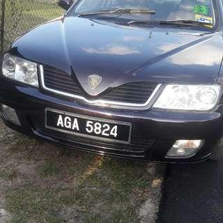 Waja 1.6 Auto Tahun 2007 0182501624