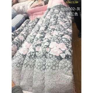 韓國夯棉被