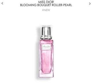 Miss Dior Blooming Bouquet Eau de Toilette Roller-Pearl