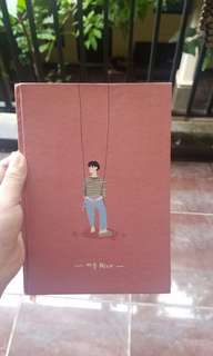 Seventeen Mingyu - Aju Nice Agenda Books #AFBakrie