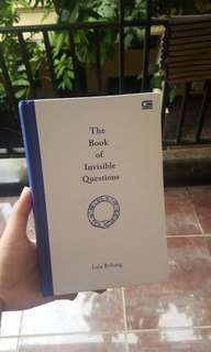 The Book of Invisible Questions #AFBakrie