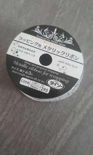 Metallic Star ribbon