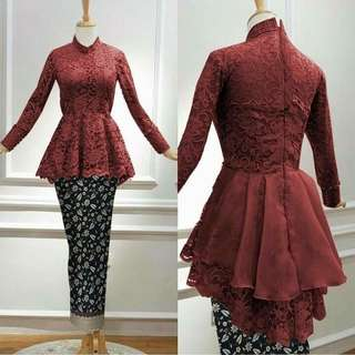 Ready kebaya set alice