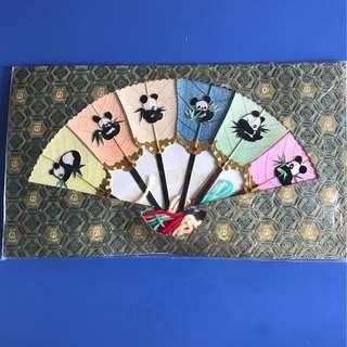 🚚 Set of 6🐼 Panda Bear Bookmarks Souvenir