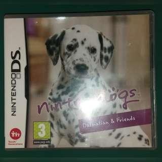 [Sale] DS Nintendogs Dalmatians and Friends