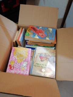 🚚 Donating Story Books