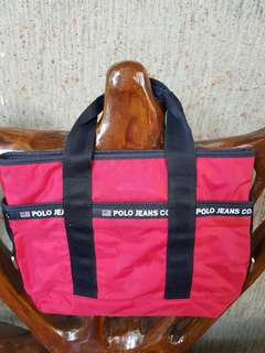 Ralph Lauren Nylon Tote Bag