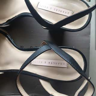 Wedges Charles and Keith #AFBakrie