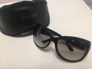 Gucci 太陽眼鏡 - 中古絕版九成新
