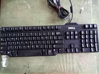 Dell brand keyboard
