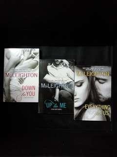 A Bad Boys Novel by M. Leighton