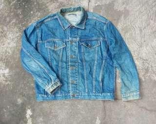 Sunadieu Trucker jacket size L
