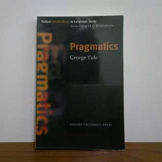 Pragmatics (Yule)