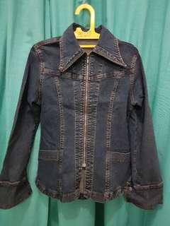 Dust jean jacket