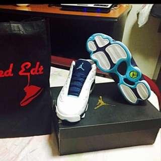 AIR JORDAN 13 Charlotte Hornets