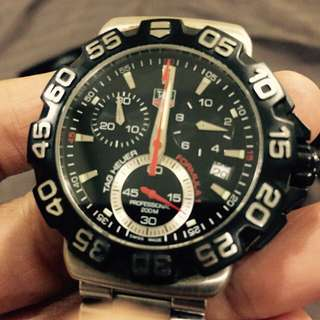 Tag Heuer Formula 1 - Sapphire Crystal (without box)